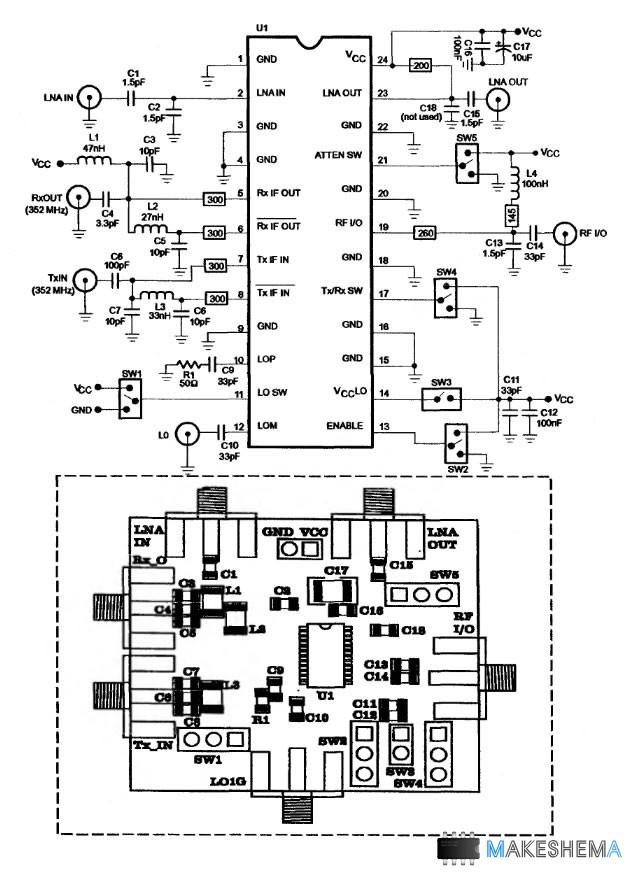Распределение электрооборудования 9