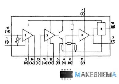 принципиальная схема ультразвукового ингалятора