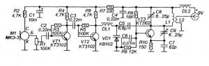 Схема радионяни
