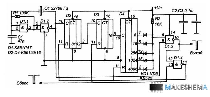 Блок схема электроразведочной аппаратуры