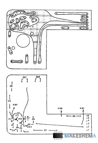Цепь схема которой показана на рисунке фото 859