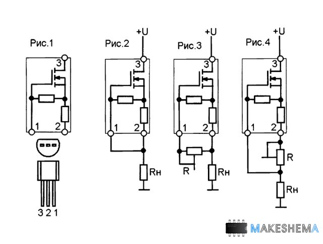 Стабилизаторы тока КЖ101А1